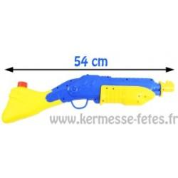 FUSIL A POMPE A EAU 54 cm + RESERVOIR