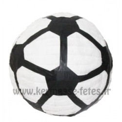 "PINATA A FRAPPER ""BALLON DE FOOTBALL"""