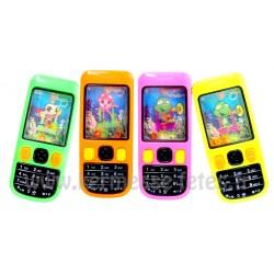 JEU D'EAU PATIENCE FLIPPER TELEPHONE