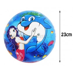BALLON DECOR SIRENE Ø 23 cm