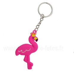PORTE CLEFS FLAMAND ROSE