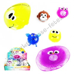SPLATCHY BALL ANIMAL Ø 6 cm