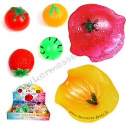 SPLATCHY BALL FRUIT Ø 6 cm