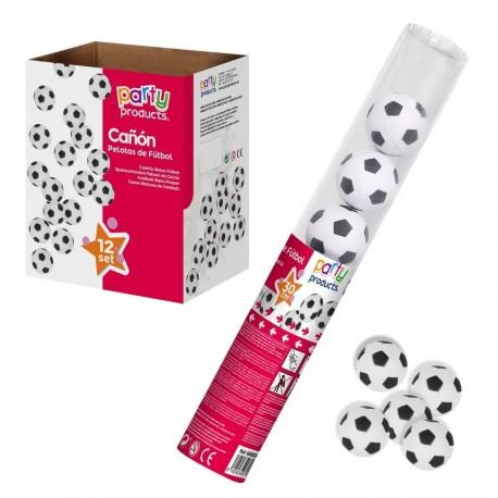 CANON A BALLON DE FOOTBALL (x4)