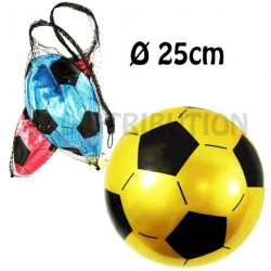 BALLON FOOTBALL Ø 25 cm