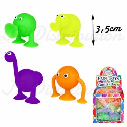 ANIMAL BESTIOLE avec VENTOUSE 3.5 cm