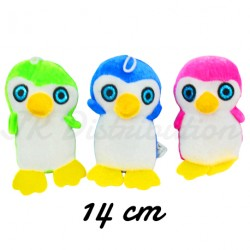 PELUCHE PINGOUIN 14 cm