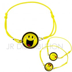 BRACELET ELASTIQUE SMILEY®